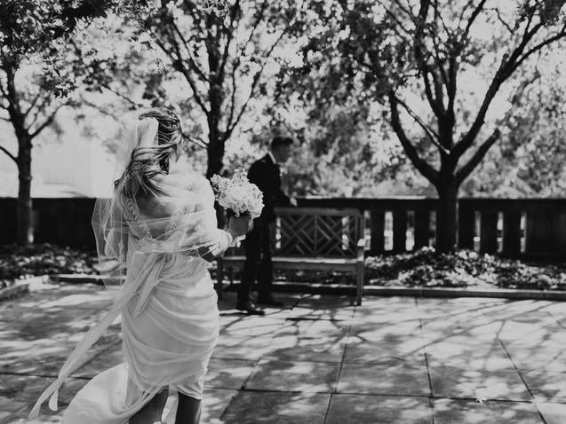 A Vintage Outdoor Wedding at Magnolia Venue & Urban Garden Downtown Kansas City