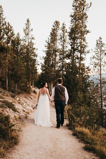 Colorado Wedding at Sapphire Point