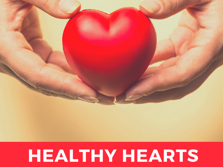 Healthy Hearts for Valentine's Day
