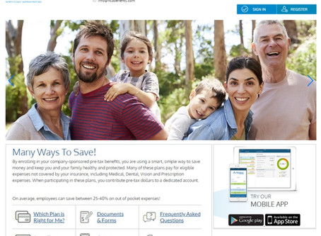 Announcing our *NEW* NCA Wealth Care Portal, Debit Card and App!