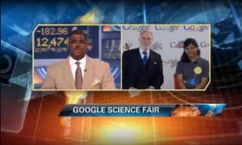 Fox Business: Google Hosts Science Fair with Vint Cerf