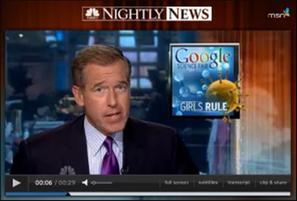MSNBC: American Girls Win Big at Google Science Fair