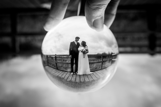 Sometimes you don't need a crystal ball to know your life will be full of love