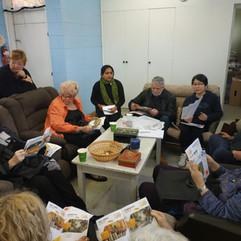 Wednesday Fellowship session