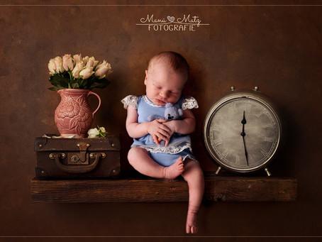 Neugeborenen Composing Möglichkeiten