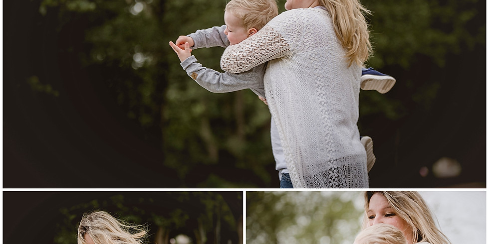 Familien shooting am Strand