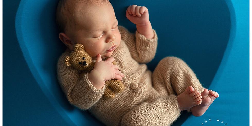 199 statt 229 Euro- Angebot Neugeborenen Shooting Februar2021