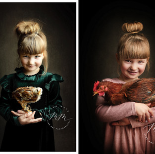 tierische Fine Art Portraits