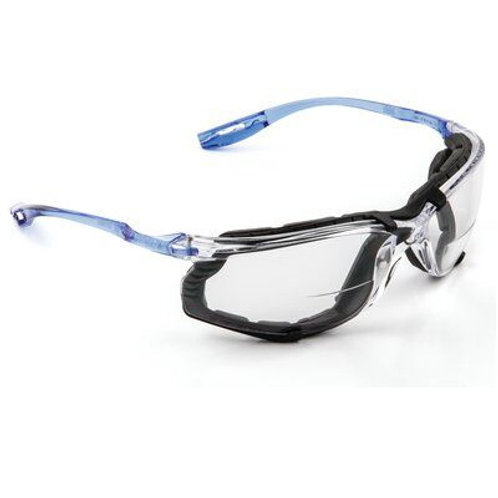 3M™ Virtua™ CCS Protective Eyewear with Foam Gasket VC215AF, Clear +1.5D Anti-Fo