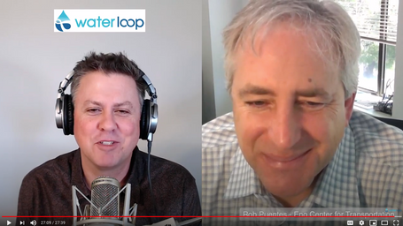 waterloop #28: Rob Puentes on the Intersection of Water and Transportation