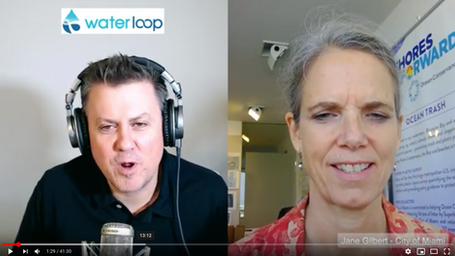 waterloop #14: Jane Gilbert on How Miami is Adapting to Climate Change