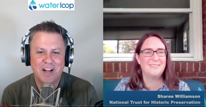 waterloop #40: Sharee Williamson on Protecting History from Climate Change