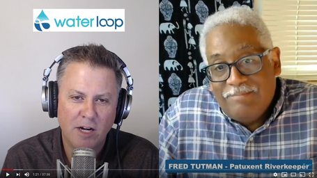 waterloop #43: Fred Tutman on Being Black in the Environmental Field