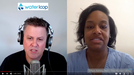 Words On Water #25: Tiffani Ashley Bell on The Human Utility That Pays People's Water Bills