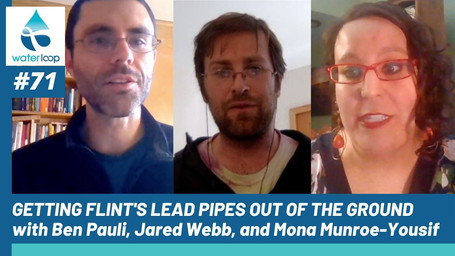 waterloop #71: Getting Flint's Lead Pipes Out of the Ground