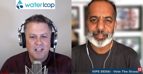 waterloop #49: Vipe Desai on Marketing and Voting for the Ocean