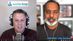 waterloop #49: Vipe Desai on Marketing and Voting for the Ocean