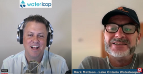 waterloop #47: Mark Mattson on Connecting People to Lake Ontario
