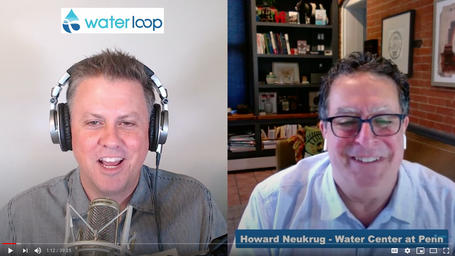 waterloop #41: Howard Neukrug on Applying Research to Water Sustainability