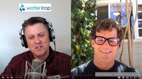 waterloop #31: Chad Nelsen on Beach Access and Surfing During the Coronavirus Pandemic