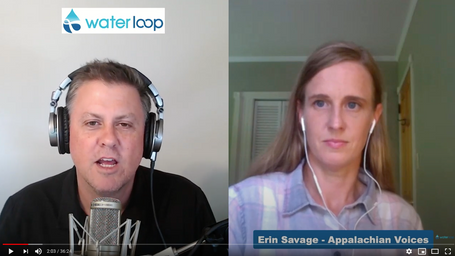 waterloop #42: Erin Savage on Removing Mountaintops for Mining