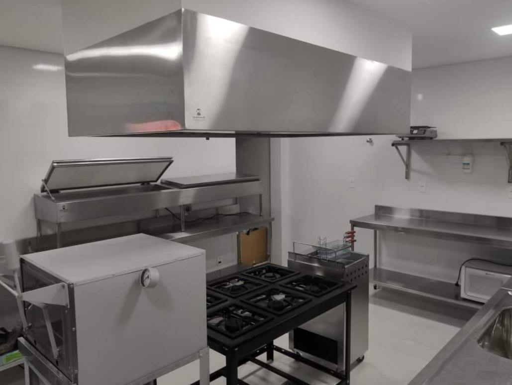 Cozinha Porfissional