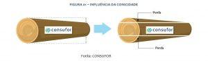 Rendimento na conversão de tora em madeira serrada: Fatores mais representativos
