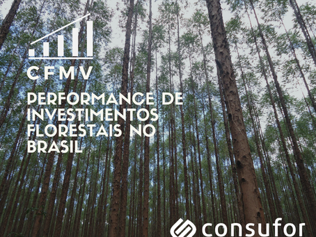 Performance de Investimentos Florestais no Brasil