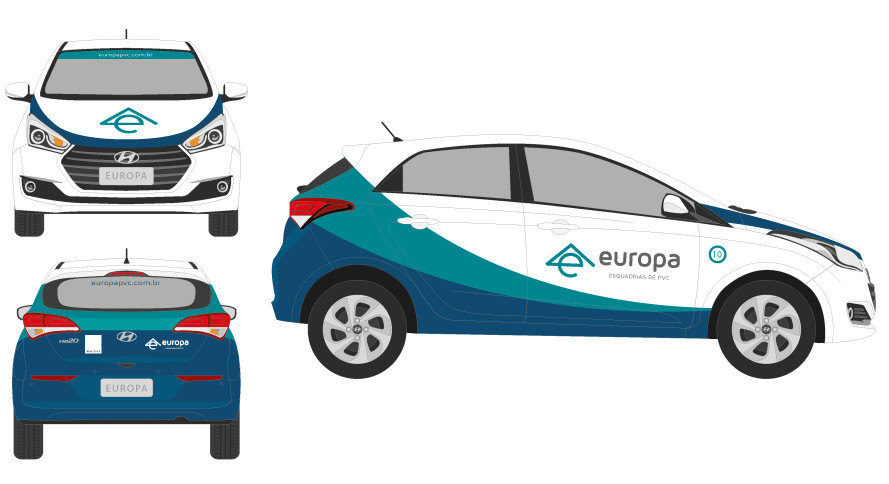 FROTA EUROPA PVC