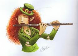 lutine flutiste