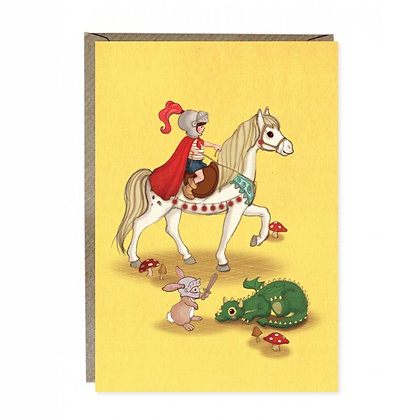 Belle & Boo גלוית אביר