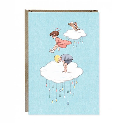 Belle & Boo גלוית עננים