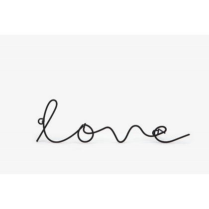 LOVE שלט ברזל