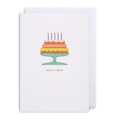 כרטיס ברכה עוגה