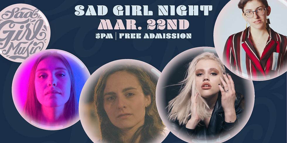 Sad Girl Night