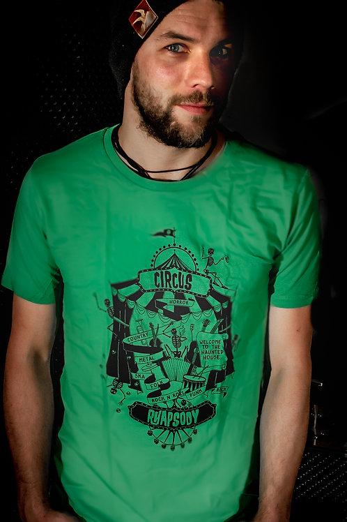 T-Shirt (size: S, M, L, XL) - diverse Farben (boys)