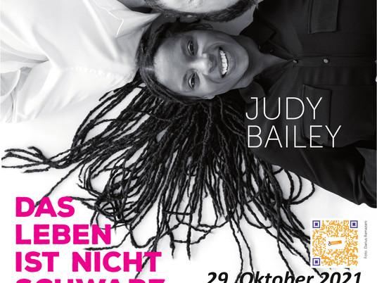 """""""Das Leben ist nicht Schwarz-weiß""""  - Konzertlesung mit Judy Bailey & Patrick Depuhl"""