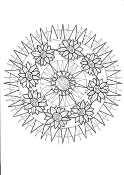 16 Sonne Sonnenblumen