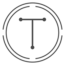 Tom Gray - Dark Transparent Logo