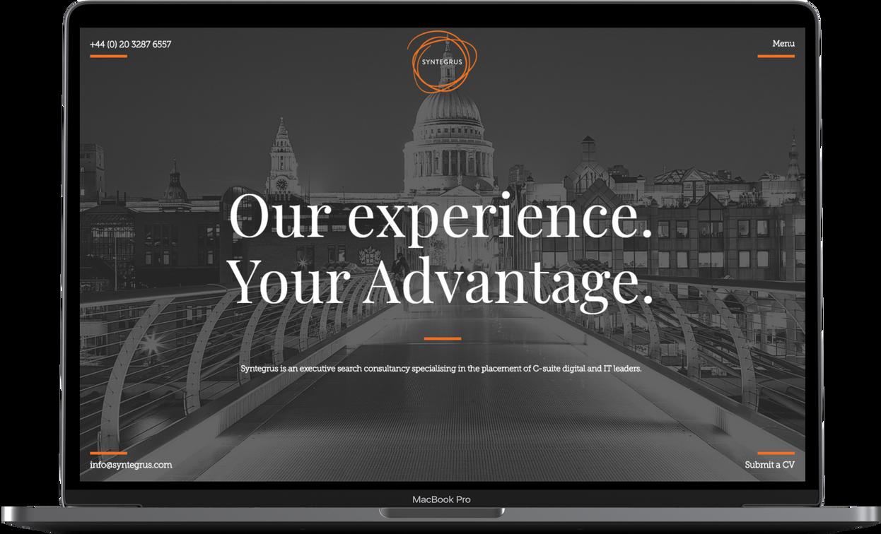 Tom Gray Website Design - Laptop.png