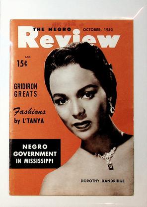 Dorothy Dandridge - Negro Review Magazine