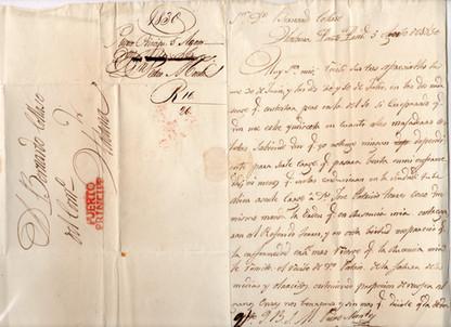 Amistad Owner- Pedro Montez Letter from