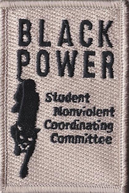 Black Power SNCC Exclusive Black History Patch