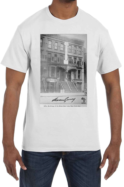 Marcus Garvey Black Star Line Tee Shirt