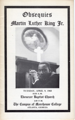 Original MLK Jr Obituary