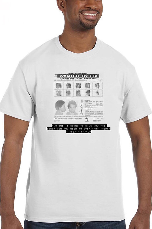 Assata Shakur Wanted FBI Poster