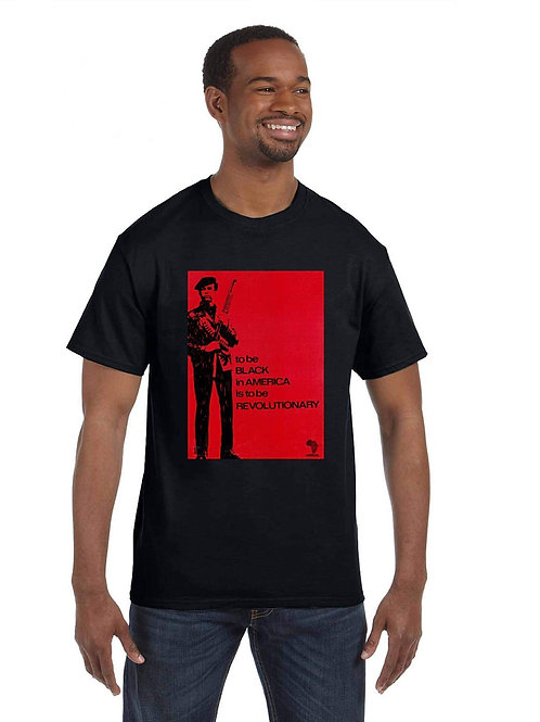 The Black Panther Party Revolutionary Tee Shirt