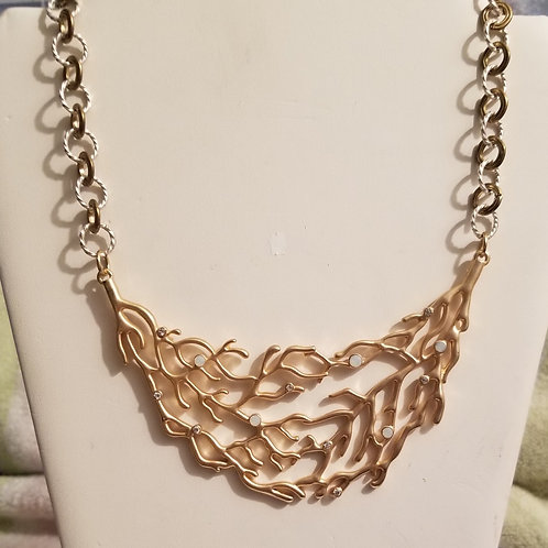 Branches Necklace Set