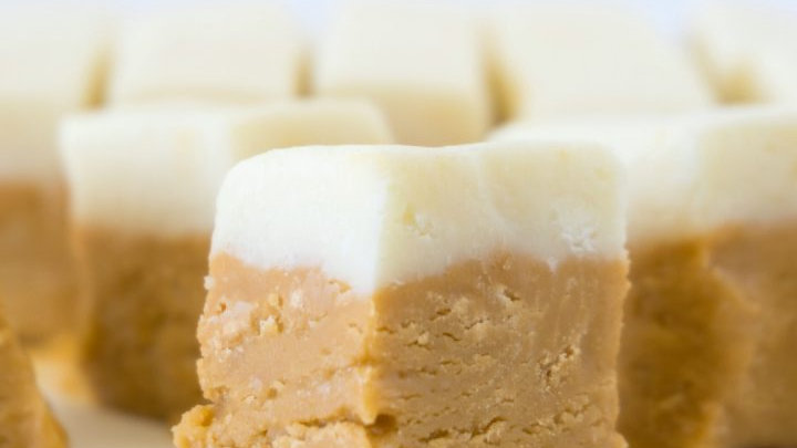 ButterBeer Fudge