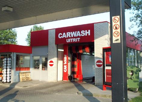 Carwash Texaco